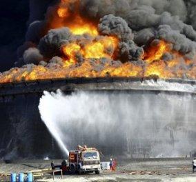 Λιβύη: Αντάρτες κατέλαβαν τράπεζα με 100 δισ. σε χρυσό και μετρητά στα χρηματοκιβώτια! - Κυρίως Φωτογραφία - Gallery - Video