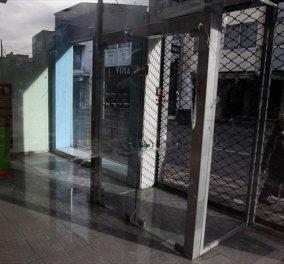 Ο χάρτης με τα... «λουκέτα» στην Αθήνα - Πού χτύπησε πιο σκληρά η κρίση; - Κυρίως Φωτογραφία - Gallery - Video