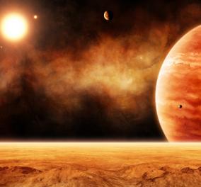 Breaking News: Η NASA ανακάλυψε ζωή στον Άρη! (βίντεο) - Κυρίως Φωτογραφία - Gallery - Video