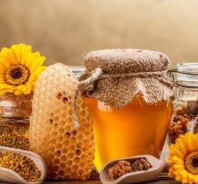 Ο θεραπευτικός συνδυασμός με σκόρδο, μηλόξυδο και μέλι - Κυρίως Φωτογραφία - Gallery - Video