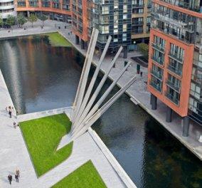 Αυτό μην το χάσετε! Σαν μαγικός ανεμιστηράς σηκώνεται και ξαναγίνεται γέφυρα η πιο μοντέρνα κατασκευή στο Λονδίνο ενώνοντας τις όχθες του Τάμεση! (φωτό)  - Κυρίως Φωτογραφία - Gallery - Video