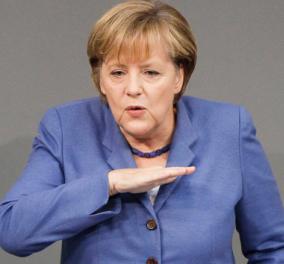 "A. Μέρκελ: «Περιμένω από την Ελλάδα να δείξει το ίδιο αίσθημα ευθύνης - Δεν υπάρχει το ""Grexit""» - Κυρίως Φωτογραφία - Gallery - Video"