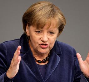 Η Ά. Μέρκελ αγρίεψε και απειλεί την Ελλάδα: «Καμία βοήθεια χωρίς ανταλλάγματα!» - Κυρίως Φωτογραφία - Gallery - Video