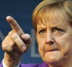 Αυτοί είναι οι 3 λόγοι που έχουν κάνει τη Μέρκελ να πεισμώσει με την Ελλάδα! - Κυρίως Φωτογραφία - Gallery - Video