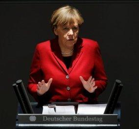 Βίντεο: Η σκληρή στιγμή που η Μέρκελ & οι Γερμανοί βουλευτές μας περιγελούν: «Ίσως και να συζητήσουμε με τον Τσίπρα, πάντως θα συναντηθώ!» - Κυρίως Φωτογραφία - Gallery - Video