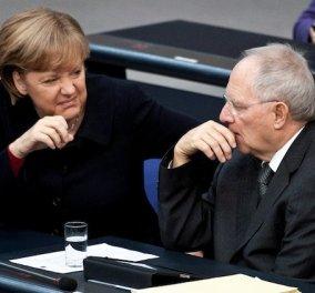 Βερολίνο: «Δεν τίθεται κανένα απολύτως θέμα πολεμικών επανορθώσεων - 72 χρόνια μετά δεν υπάρχει καμία νομική βάση» - Κυρίως Φωτογραφία - Gallery - Video