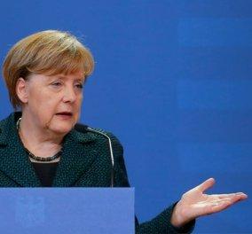 Α. Μέρκελ: «Περιμένουμε τις προτάσεις της Αθήνας και μετά θα ξεκινήσουμε τις συνομιλίες» - Κυρίως Φωτογραφία - Gallery - Video