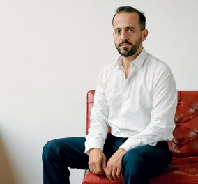 Made in Greece ο Michael Anastassiades που δημιουργεί τα πιο εντυπωσιακά μινιμαλιστικά σχέδια με φωτεινές σφαίρες! Μαγεία! - Κυρίως Φωτογραφία - Gallery - Video