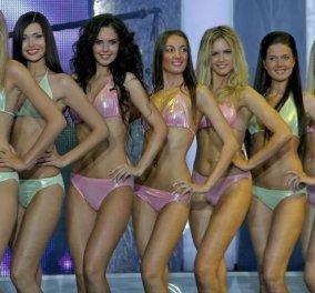 Smile: Διαγωνισμός ομορφιάς Ρωσίδων μοντέλων, ακύρωσε προετοιμασία... ποδοσφαιρικής ομάδας!  - Κυρίως Φωτογραφία - Gallery - Video