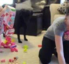 Γιατί οι μαμάδες δεν καταφέρνουν να τελειώσουν καμία δουλειά - Ένα βίντεο αφιερωμένο στις απανταχού μανούλες! - Κυρίως Φωτογραφία - Gallery - Video