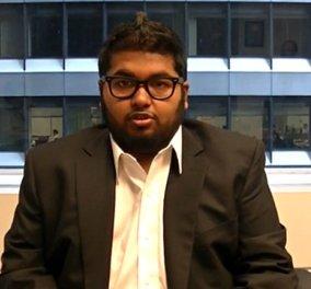 Story: Mohammed Islam, ο 17χρονος που κέρδισε 72 εκατ. δολάρια παίζοντας στα διαλείμματα με... μετοχές! - Κυρίως Φωτογραφία - Gallery - Video