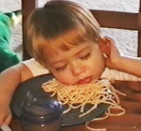 Ξεκαρδιστικό βίντεο: Παιδάκια κοιμούνται καθώς τρώνε - Γλύκες είναι τα χρυσά μου! - Κυρίως Φωτογραφία - Gallery - Video