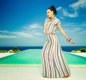 Top Woman η Σήλια Κριθαριώτη - Έντυσε τις 16 φιναλίστ του τελικού του Next Top Model Mexico με μεγάλη επιτυχία! (Φωτό - Βίντεο) - Κυρίως Φωτογραφία - Gallery - Video