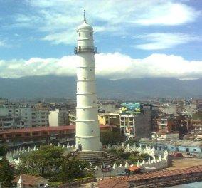 Δείτε μέσω Google Earth τα μνημεία που καταστράφηκαν στο Νεπάλ από το χτύπημα του Εγκέλαδου(βίντεο) - Κυρίως Φωτογραφία - Gallery - Video