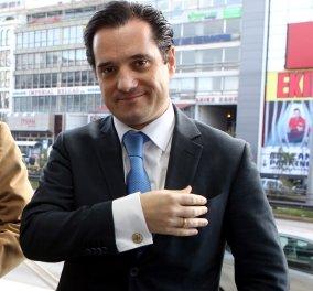 Άδωνις Γεωργιάδης: ''Ναι στη Μαριάννα Βαρδινογιάννη για Πρόεδρο της Δημοκρατίας - Υποκρίτρια η Γιάννα''! - Κυρίως Φωτογραφία - Gallery - Video