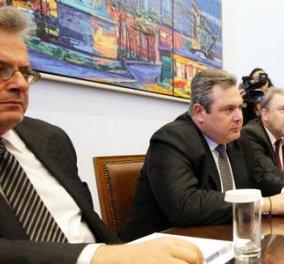 Δηλητήριο και βιντεοταινίες το πολιτικό κλίμα με ''Μήτσους'' και ''τσαντίρια'' πρωταγωνιστές στην Βουλή των Ελλήνων! - Κυρίως Φωτογραφία - Gallery - Video