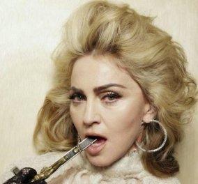 Απομυθοποίηση τώρα: Η «βασίλισσα της ποπ», Μαντόνα σε σπάνιες αρετουσάριστες φωτογραφίες! Καμία σχέση με ό,τι είδαμε χθες! - Κυρίως Φωτογραφία - Gallery - Video
