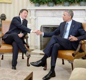 Μπάρακ Ομπάμα: Η Ελλάδα να προχωρήσει σε μεταρρυθμίσεις - Να δείξει ότι θέλει να βοηθήσει τον εαυτό της - Κυρίως Φωτογραφία - Gallery - Video