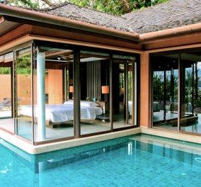 Σε αυτά τα 18 υπνοδωμάτια με πισίνα εσωτερική θα ονειρευόσαστε να περάσετε το υπόλοιπο της ζωής σας! - Κυρίως Φωτογραφία - Gallery - Video