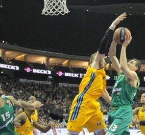 Ευρωλίγκα: Άτυχος ο Παναθηναϊκός  στο παιχνίδι με την Άλμπα - Όλα θα κριθούν στο Βελιγράδι! - Κυρίως Φωτογραφία - Gallery - Video