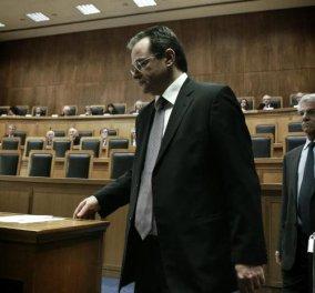 Δίκη Γ. Παπακωνσταντίνου: Ένοχος σε βαθμό πλημμελήματος για τη λίστα Λαγκάρντ ο πρώην ΥΠΟΙΚ - Φυλάκιση ενός έτους με αναστολή - Κυρίως Φωτογραφία - Gallery - Video