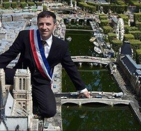 Πέρασε 14 χρόνια φτιάχνοντας το Παρίσι μινιατούρα! Να το εντυπωσιακό αποτέλεσμα! (Φωτό) - Κυρίως Φωτογραφία - Gallery - Video