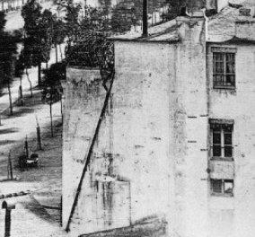 Vintage photo of the day: Σας παρουσιάζουμε την πιο παλιά φωτογραφία που τραβήχθηκε ποτέ! Πριν από 176 ολόκληρα χρόνια!  - Κυρίως Φωτογραφία - Gallery - Video
