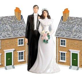 """''Αγαπώ τον άντρα μου αλλά αρνούμαι να ζήσω μαζί του"""" - Όλο και περισσότερα ζευγάρια ζουν σε χωριστά σπίτια για να αντέξει ο γάμος;(Φωτό) - Κυρίως Φωτογραφία - Gallery - Video"""