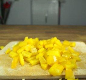 Φανταστικό βίντεο: Πώς να κόψετε μια πιπεριά σε μόλις 50 δευτερόλεπτα! - Κυρίως Φωτογραφία - Gallery - Video