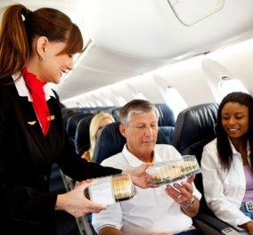 Εσείς αυτό το ξέρατε; γιατί το φαγητό στο αεροπλάνο είναι τόσο... άγευστο - Κυρίως Φωτογραφία - Gallery - Video