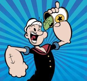 Story: Ποπάϋ o ναυτικός με τα μπράτσα & τα ταττού, υπερδύναμη από το σπανάκι & μόνιμα ερωτευμένος με την Olive του! Σήμερα κλείνει τα... 85 του! - Κυρίως Φωτογραφία - Gallery - Video