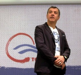 Σταύρος Θεοδωράκης: ''Θα είμαστε σίγουρα τρίτο κόμμα''! - Κυρίως Φωτογραφία - Gallery - Video