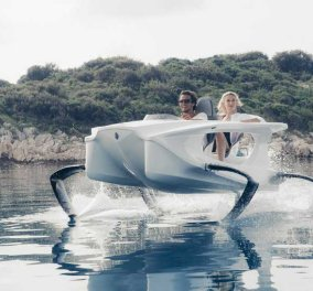 Θα σας θαμπώσει το επαναστατικό jet ski που μόλις έφτασε: Είναι οικολογικό, ηλεκτρικό & με απίθανο design! (φωτό & βίντεο) - Κυρίως Φωτογραφία - Gallery - Video