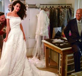 Ο κόσμος της μόδας αποχαιρέτησε τον Όσκαρ Ντε λα Ρέντα: Ραλφ Λόρεν πλάι σε Τόμι Χίλφιγκερ, Άννα Γουίντουρ, Βέρα Γουάνγκ, Βαλεντίνο & Ντόνα Καράν μαζί! (Φωτό)  - Κυρίως Φωτογραφία - Gallery - Video