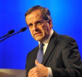 Αντώνης Σαμαράς: «Ο ΣΥΡΙΖΑ θέλει να κάνει την Ελλάδα, Βόρεια Κορέα» - Κυρίως Φωτογραφία - Gallery - Video