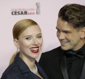 Ο κρυφός γάμος της Scarlett Johansson με τον Γάλλο πατέρα του παιδιού της! - Κυρίως Φωτογραφία - Gallery - Video