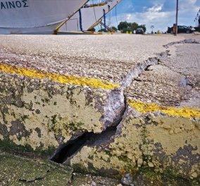 Αποκλειστικό: Dr. A. Γκανάς Διευθ. Ερευνών Γεωδυναμικού: ''Εξαίρεση ο διπλός σεισμός, δεν αποκλείω επόμενο μεγαλύτερο'' - Κυρίως Φωτογραφία - Gallery - Video