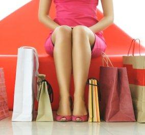 Μήπως είστε shopaholic; - Τα απλά σημάδια που δείχνουν αν είστε κάτι παραπάνω από μία τυπική γυναίκα! - Κυρίως Φωτογραφία - Gallery - Video