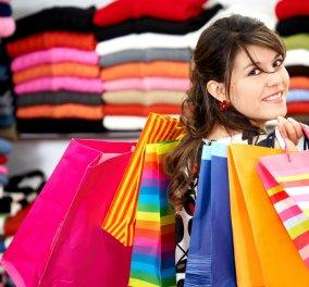 Last minute sales shopping: 8 μυστικά για να εντοπίσετε ρούχα υψηλής ποιότητας όταν κάνετε τα ψώνια σας! - Κυρίως Φωτογραφία - Gallery - Video