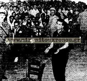 Στέφανος Σιγουρέτας, o δολοφόνος του γιατρού Ν. Γιαννόπουλου που συγκλόνισε την Ελλάδα το 1962 - Τον σκότωσε στο δρόμο με καραμπίνα! Όλη η ιστορία! - Κυρίως Φωτογραφία - Gallery - Video