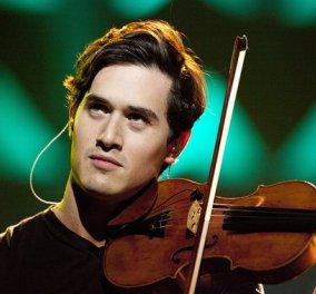 Ο Charlie Sim είναι ίσως ο ωραιότερος άνδρας αυτή τη στιγμή στην Ευρώπη: Ο βιολιστής που επέλεξε η Hugo Boss για μοντέλο! - Κυρίως Φωτογραφία - Gallery - Video