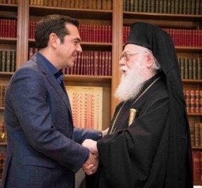 """Αρχιεπίσκοπος Αλβανίας Αναστάσιος: """"Καλές οι τελετές της Εκκλησιάς αλλά δεν χτυπούν την αδιαφορία του κόσμου"""" - Κυρίως Φωτογραφία - Gallery - Video"""