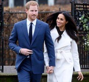 Πρίγκιπας Χάρι & Μέγκαν Μαρκλ: Στον ρυθμό του πολυαναμενόμενου γάμου τον πρώτο ρόλο έχουν τα χαριτωμένα μα και κιτς δωράκια (ΦΩΤΟ) - Κυρίως Φωτογραφία - Gallery - Video