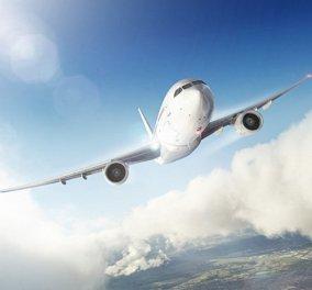 Πτήση θρίλερ με μία νεκρή: 43χρονη πέθανε όταν έσπασε το παράθυρο λόγω έκρηξης κινητήρα (ΦΩΤΟ - ΒΙΝΤΕΟ) - Κυρίως Φωτογραφία - Gallery - Video