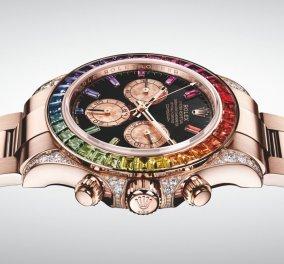 Αυτά είναι τα νέα Rolex- Τα εμβληματικά ρολόγια με αέρα αλλαγής στην έκθεση της Βασιλείας (ΦΩΤΟ) - Κυρίως Φωτογραφία - Gallery - Video