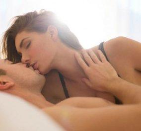 Πόσες φορές τον μήνα κάνουν σεξ τα ευτυχισμένα ζευγάρια - Κυρίως Φωτογραφία - Gallery - Video