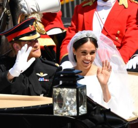 Κρουαζιέρα σε ελληνικά νησιά για honeymoon θα κάνουν ο πρίγκιπας Χάρι & η Μέγκαν Μαρκλ- Ποιος τους προσκαλεί - Κυρίως Φωτογραφία - Gallery - Video