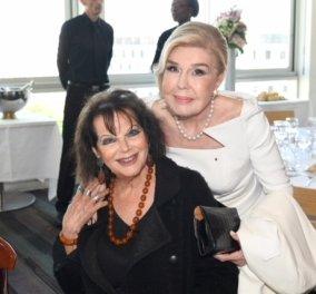 Την Κλαούντια Καρντινάλε συνάντησε η Μαριάννα Βαρδινογιάννη - Τίμησε τον Ιάπωνα πρώην επικεφαλής της UNESCO (ΦΩΤΟ) - Κυρίως Φωτογραφία - Gallery - Video