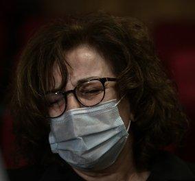 Δίκη Χρυσής Αυγής: Η Μάγδα Φύσσα κατέρρευσε & ξέσπασε σε λυγμούς στο άκουσμα της απόφασης (φωτό- βίντεο) - Κυρίως Φωτογραφία - Gallery - Video