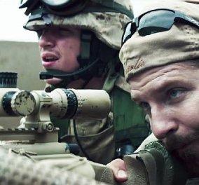 Πρεμιέρα για τον ''Ελεύθερο σκοπευτή'' του Κ. Ίστγουντ με πρωταγωνιστή τον γοητευτικό Bradley Cooper - Δείτε όλα τα trailers! - Κυρίως Φωτογραφία - Gallery - Video